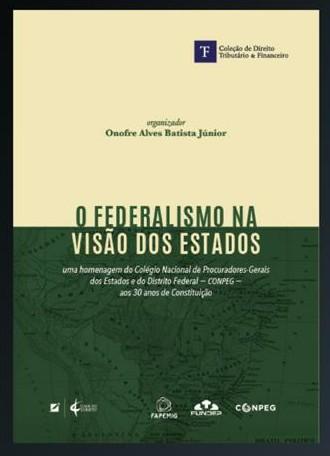 """e556882fa0a O livro """"O Federalismo na Visão dos Estados"""" é lançado em Brasília ..."""
