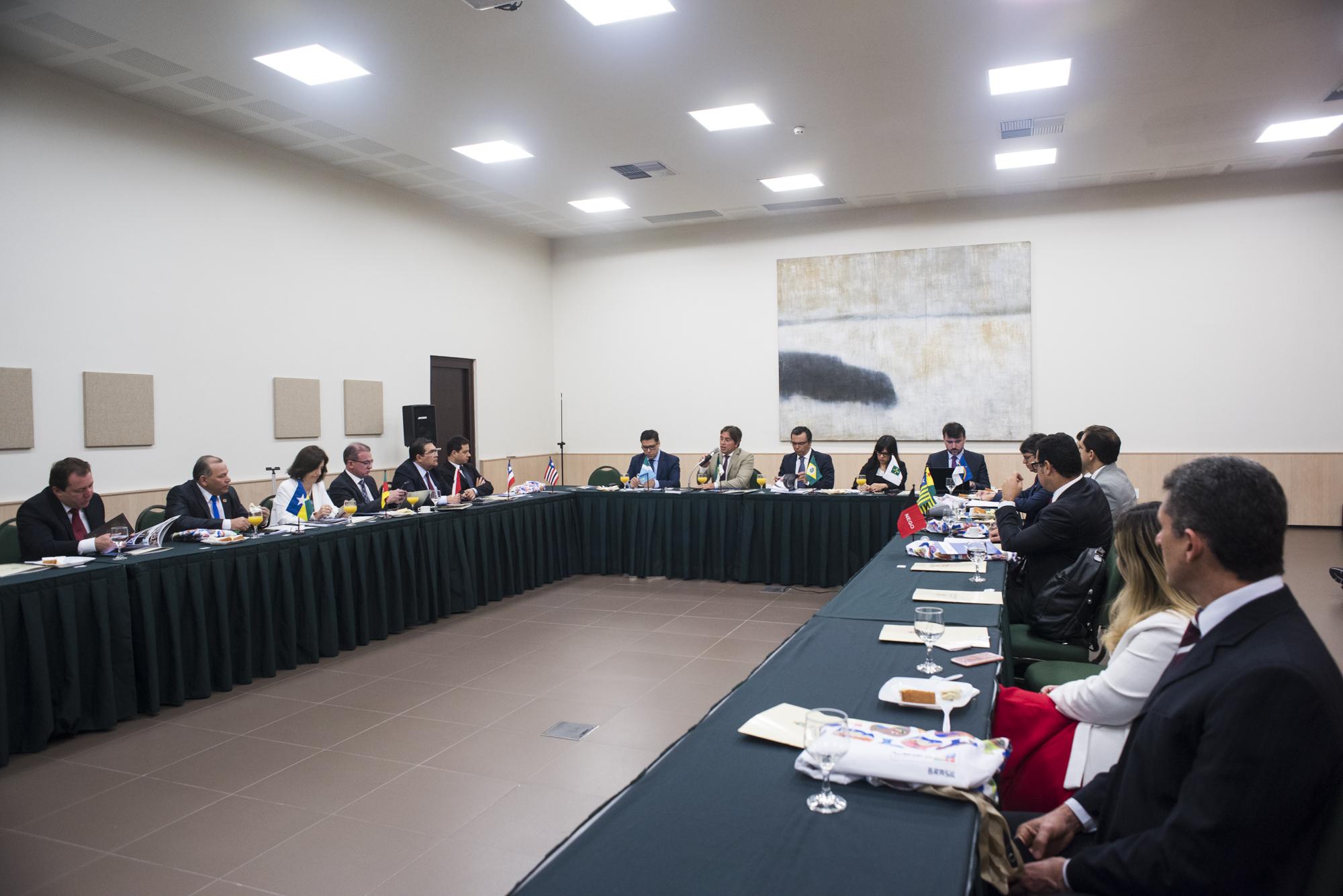 Procuradores-gerais do país debatem assuntos comuns em reunião