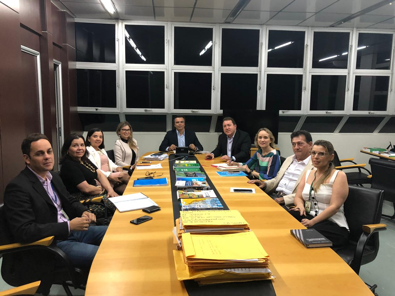 PGE e Sefaz planejam ações conjuntas para otimizar a gestão fiscal do Ceará