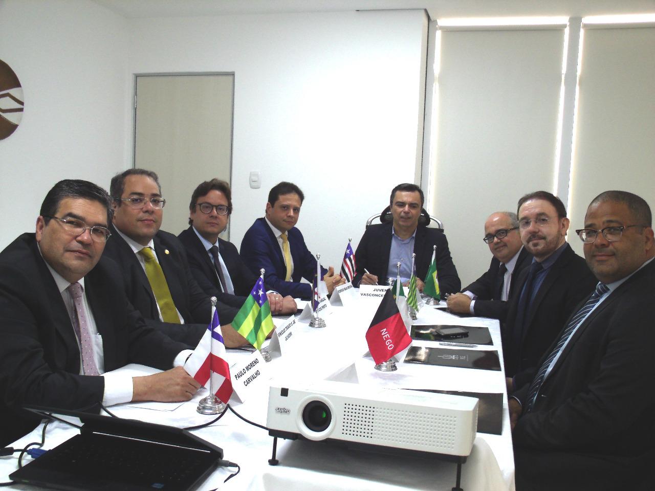 Fórum de Procuradores-Gerais prepara texto do Consórcio do Nordeste