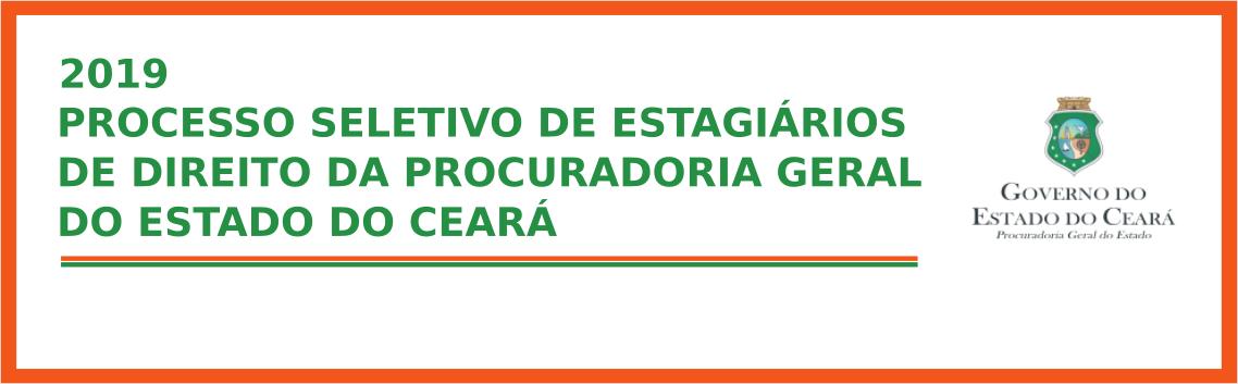 PGE abre inscrições para seleção de estagiários