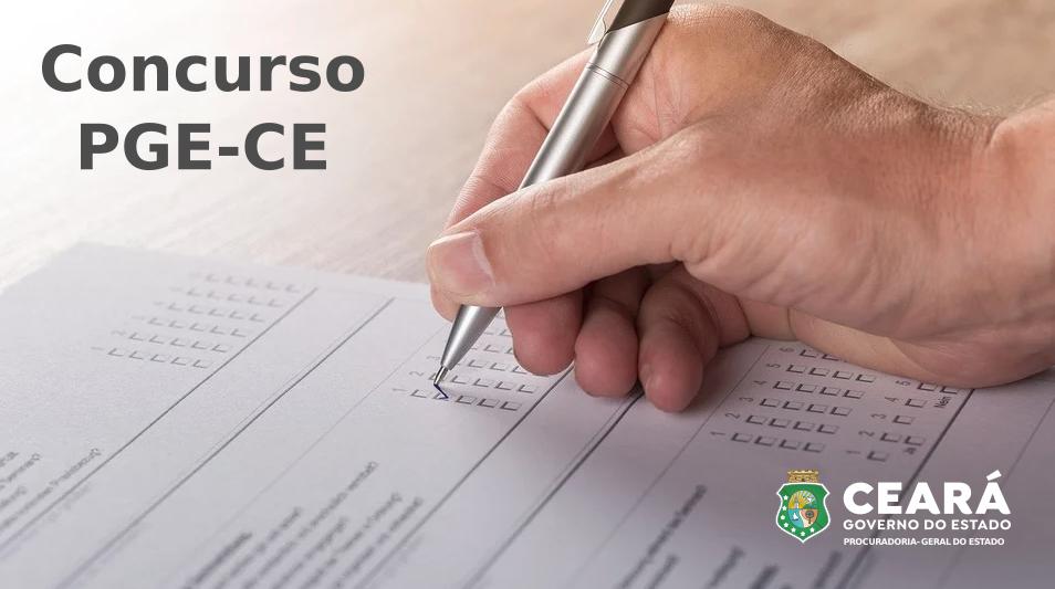 PGE-CE define comissão organizadora do concurso público para o cargo de procurador do Estado